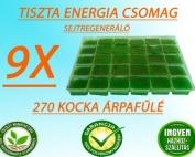 Árpafűlé: Tiszta energia csomag