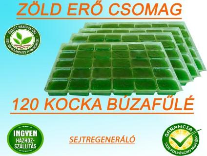 Búzafűlé: Zöld erő csomag