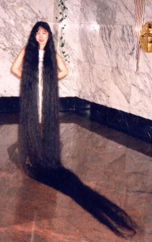 Ha soha nem mennél fodrászhoz, milyen hosszú lenne a hajad