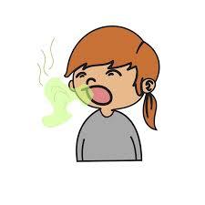 Szokott rossz szagú lenni a leheletem lenni