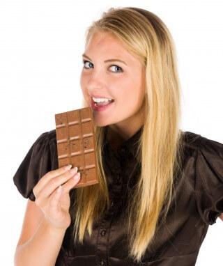 Naponta eszem édességet, lekvárt vagy csokit