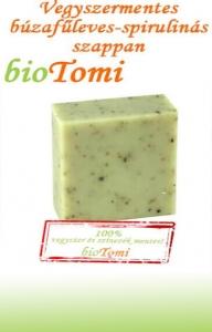 bioTomi búzafűleves natúr gyógynövényes szappan