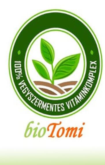 bioTomi vegyszermentes terék