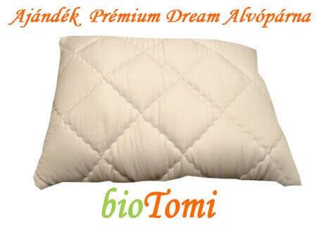 bioTomi-ajándék-alvópárna