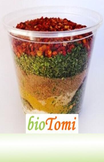 bioTomi csodálatos fűszerkeverék