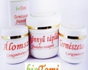 bioTomi gyógynövényes natúr krémcsalád