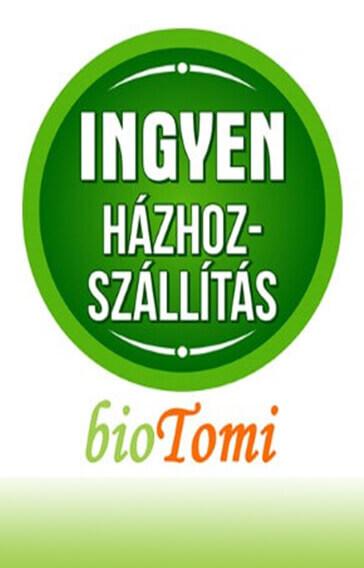 bioTomi ingyenes házhozszállítás