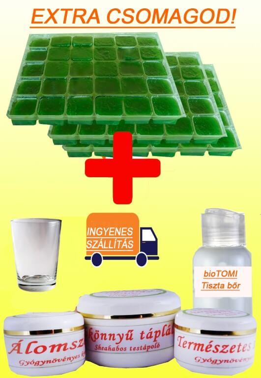 3 db vitaminkomplex ajándékokkal